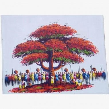 """Tableau """"L'arbre à..."""