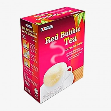 Red Bubble Tea - Thé à la...