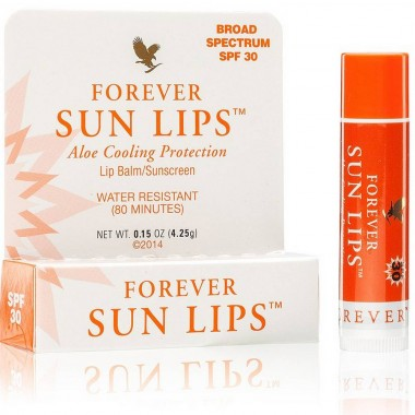 Forever Sun Lips - Baume à...