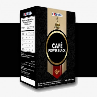Café Power Black  - Café...